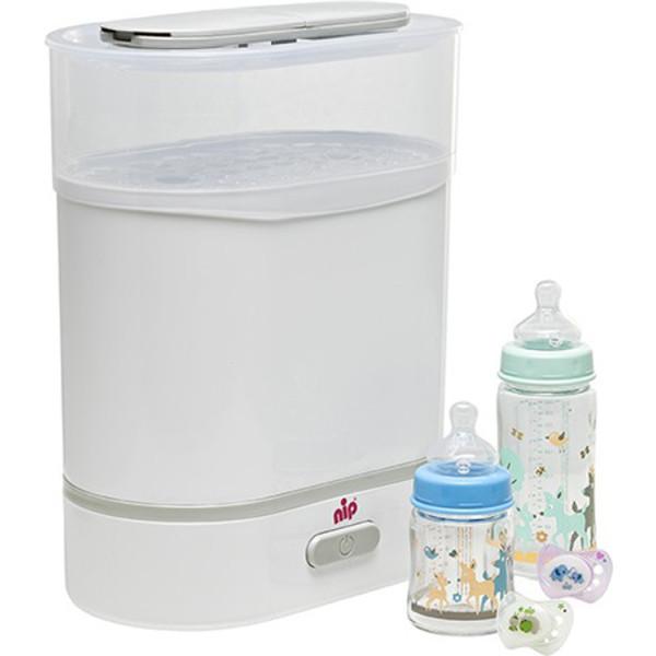 Купить Приборы для детского питания, Электрический паровой стерилизатор Nip (37101)