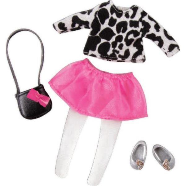 Купить Куклы, наборы для кукол, Набор одежды для кукол LORI с юбкой LO30024Z