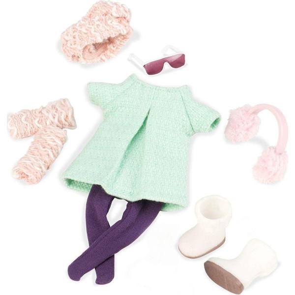 Купить Куклы, наборы для кукол, Набор одежды для кукол LORI Зимний комплект LO30001Z