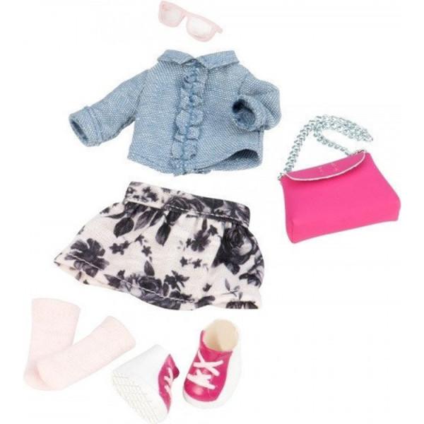Купить Куклы, наборы для кукол, Набор одежды для кукол LORI джинсовая куртка LO30000Z
