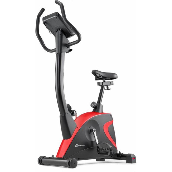 Купить Велотренажеры, электромагнитный Hop-Sport HS-005H Host black/red (5902308220294)