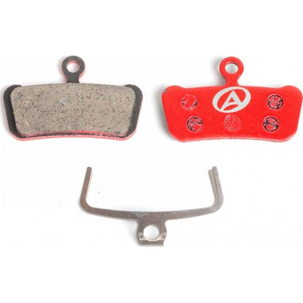 Купить Тормозные колодки для велосипеда, тормозные дисковые колодки ABS-67S Avid Guide (red) (24504264), Author