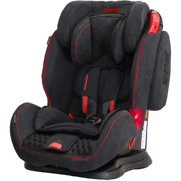 Купить Детские автокресла, Coletto Sportivo Black New