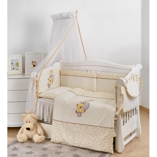 детский Twins Romantic R-006 (7 элементов) Teddy Love