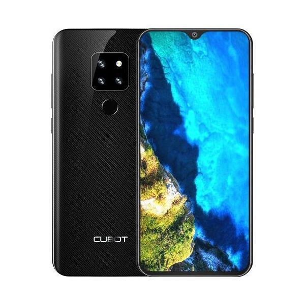 Купить Смартфоны и мобильные телефоны, Cubot P30 4/64GB Black