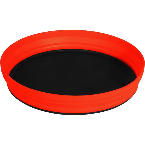 Купить Туристическая посуда, Миска складная Sea To Summit X-Plate Red