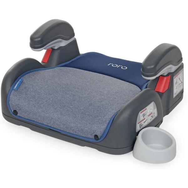 Купить Детские автокресла, бустер EL CAMINO ME 1144 RORO Isofix Navy Blue