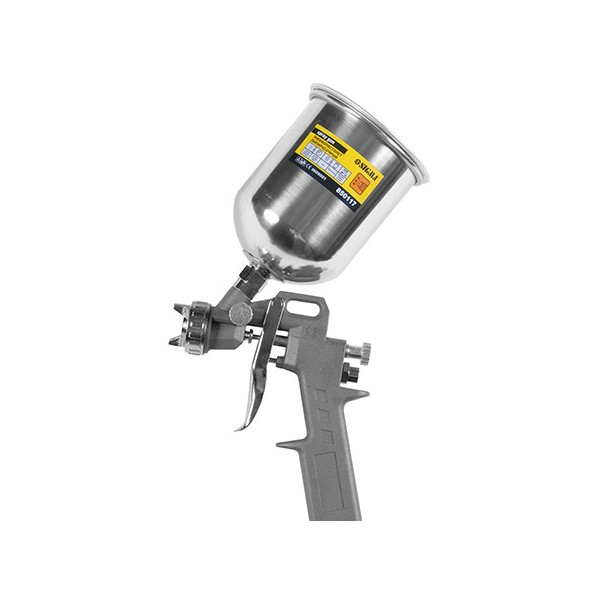 Купить Краскопульты, Sigma HP 1.5 мм c верхним металлическим баком 600 мл (6811051)