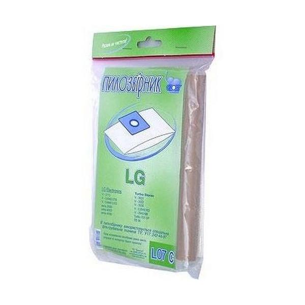 Купить Аксессуары к пылесосам, Мешок для сбора пыли Мешок для пылесоса Слон L-07 C-I