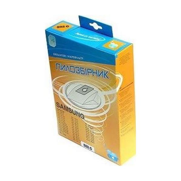 Купить Аксессуары к пылесосам, Мешок для сбора пыли Мешок для пылесоса одноразовый Слон S-02 C-II