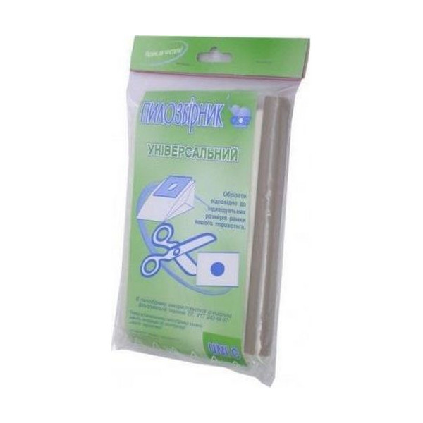 Купить Аксессуары к пылесосам, Мешок для сбора пыли Мешок для пылесоса одноразовый Слон UNI-I