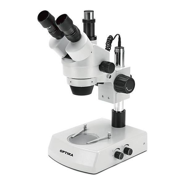 Купить Микроскопы, Optika SZM-2 7x-45x Trino Stereo Zoom
