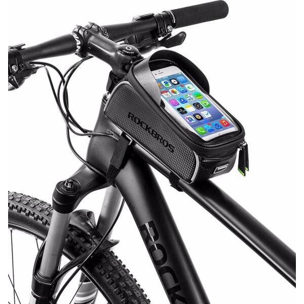 Купить Велосумки, для велосипедов маленькая на раму RockBros (SUMKA-NA-RAMU-2)