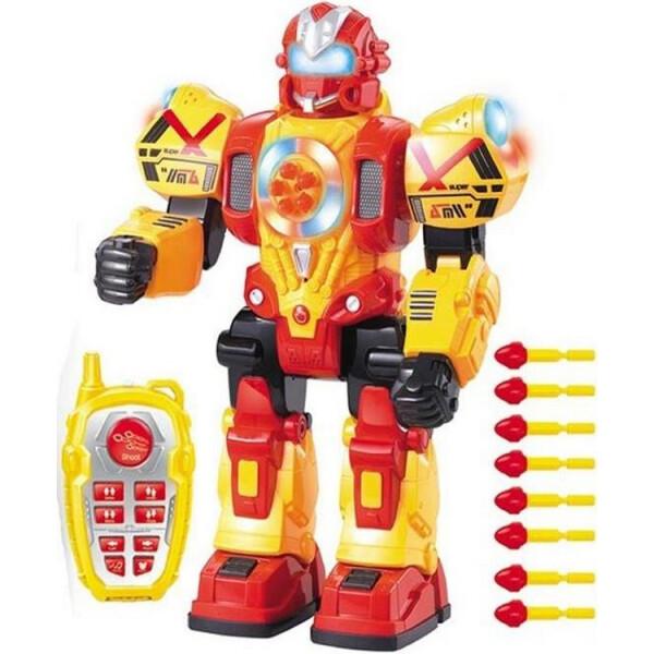 Купить Радиоуправляемые модели, Робот на радиоуправлении Mobicaro Желтый