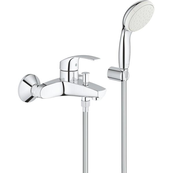 Купить Смесители, Смеситель для ванны Grohe Eurosmart, 3330220A