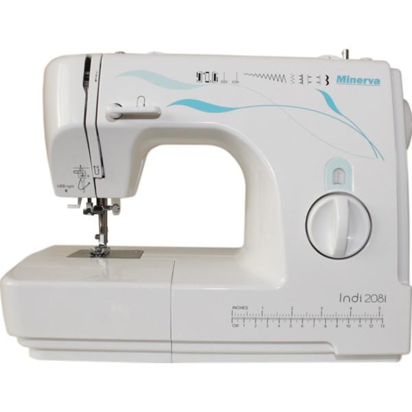 Купить Швейные машинки, Minerva Indi 208i