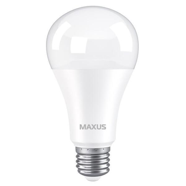 Купить Лампочки, Лампа светодиодная MAXUS A70 15W 4100K 220V E27 (1-LED-782)