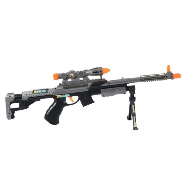 Купить Оружие игрушечное, Игрушечное оружие Same Toy BisonShotgun Винтовка снайперская DF-20218BUt