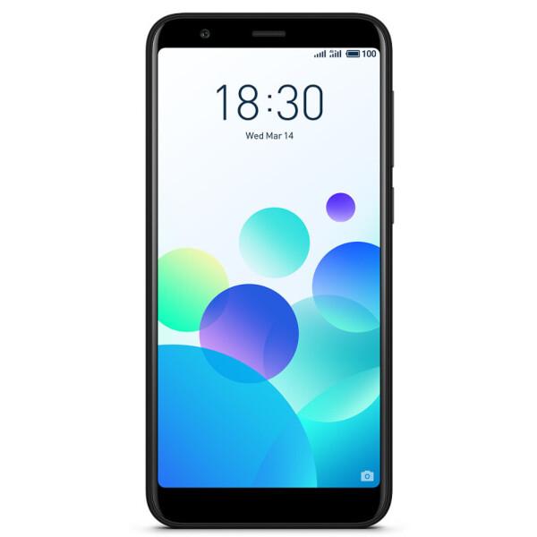 Купить Смартфоны и мобильные телефоны, Meizu M8c 2/16GB Black