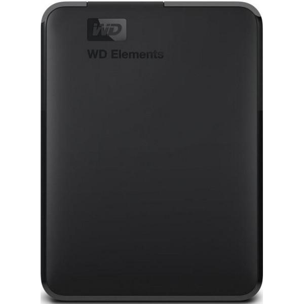 Купить Внешние жесткие диски, Western Digital Elements 4TB WDBU6Y0040BBK-WESN 2.5 USB 3.0 External Black
