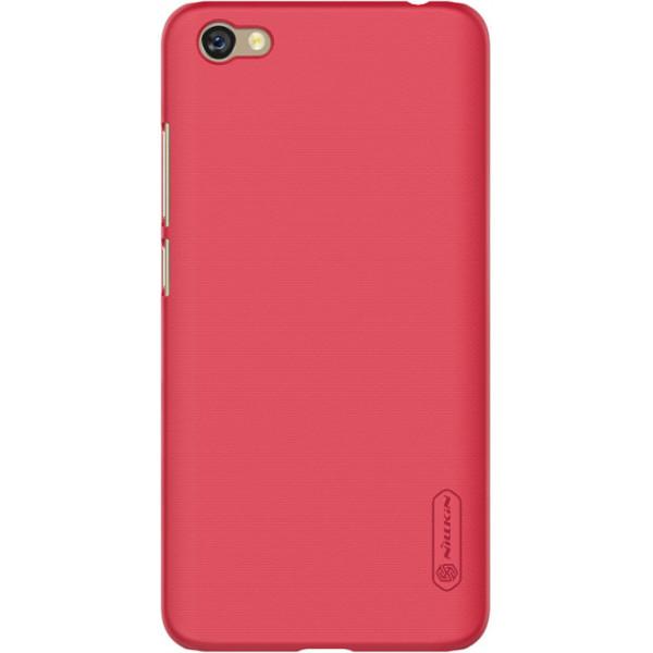 Купить Чехлы для телефонов, Nillkin Frosted Shield PC Red для Xiaomi Note 5A