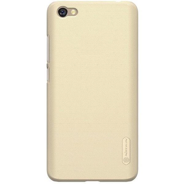 Купить Чехлы для телефонов, Nillkin Frosted Shield PC Gold для Xiaomi Note 5A