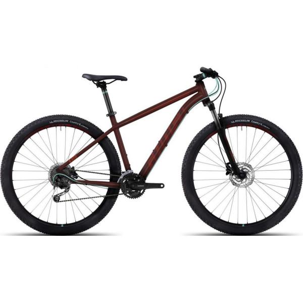 Ghost / Велосипед GHOST KATO 3 AL 29 U MA-red/CB-red/JA-blue M (17TA4138) 2017