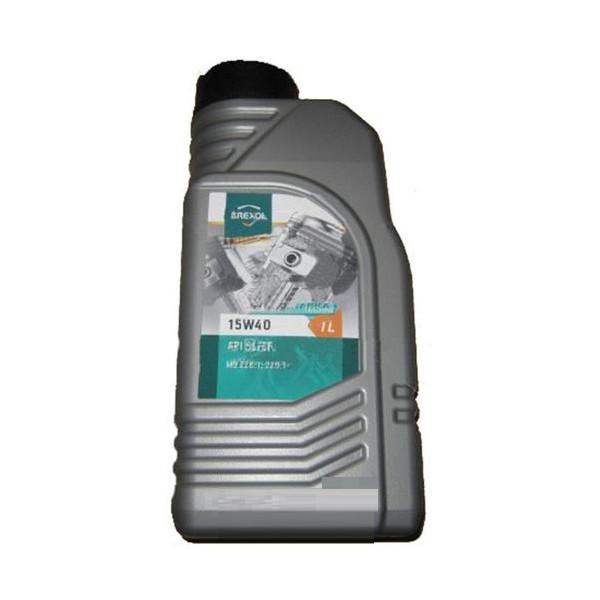 Купить Моторные масла, BREXOL TECHNO 15W40 (1 л)
