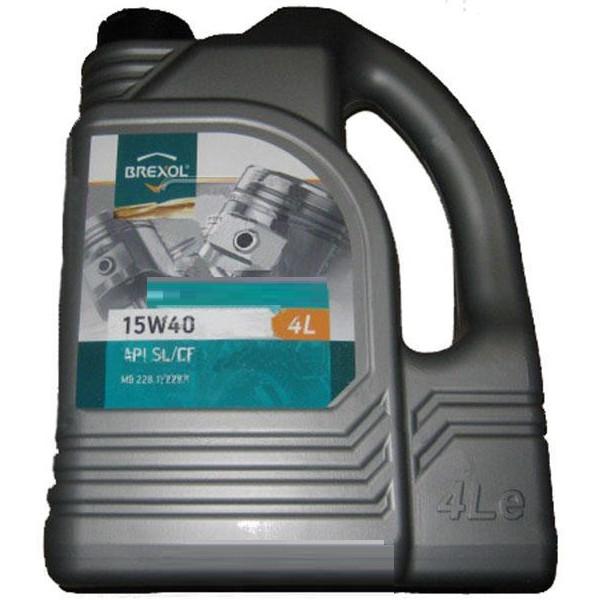 Купить Моторные масла, BREXOL TECHNO 15W40 (4л)