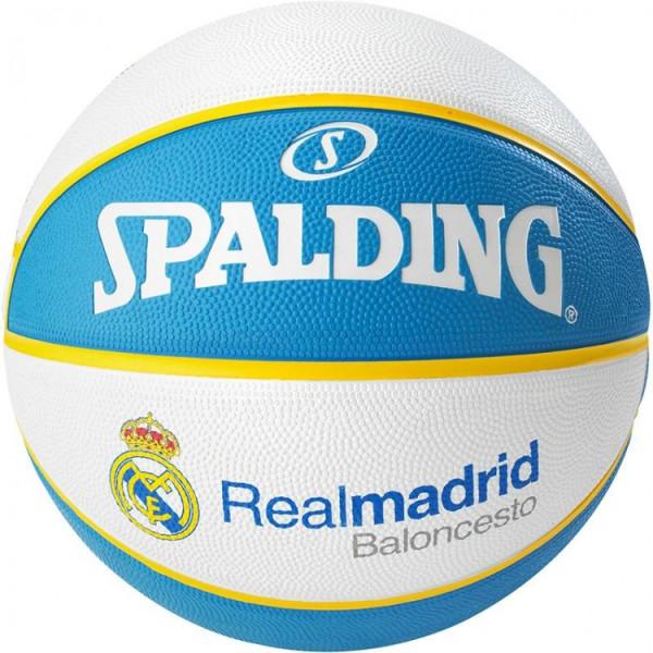 Купить Мячи, баскетбольный Spalding EL Team Real Madrid Size 7