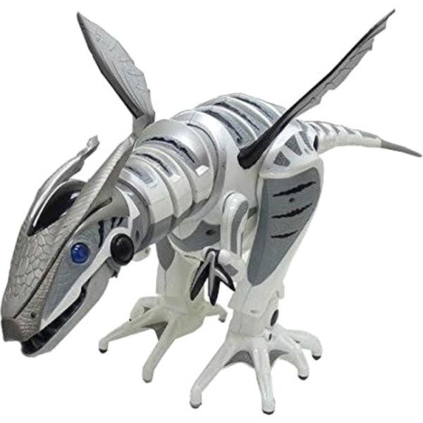Купить Радиоуправляемые модели, Робот-динозавр на радиоуправлении Robosaur TT320 (254463), Bambi