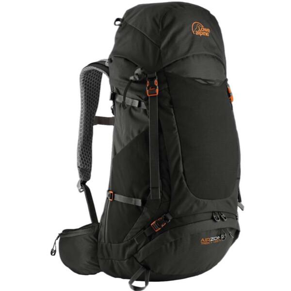 Купить Рюкзаки, Low Alpine AirZone Trek+ 45:55:00 (Black) (LA FTE-33-BL-45), Lowe Alpine