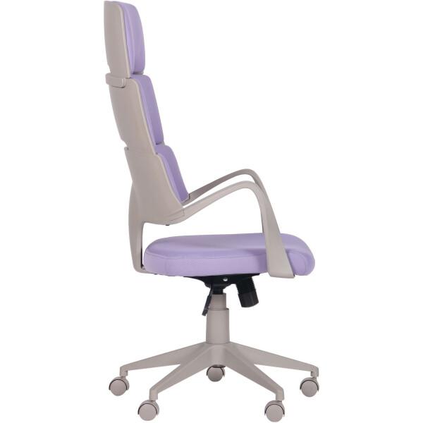Кресло AMF Spiral Grey сиреневый (545589)