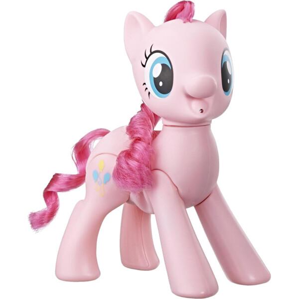 Купить Фигурки игровые, персонажи мультфильмов, Интерактивный персонаж Hasbro My Little Pony Пинки Пай (E5106)