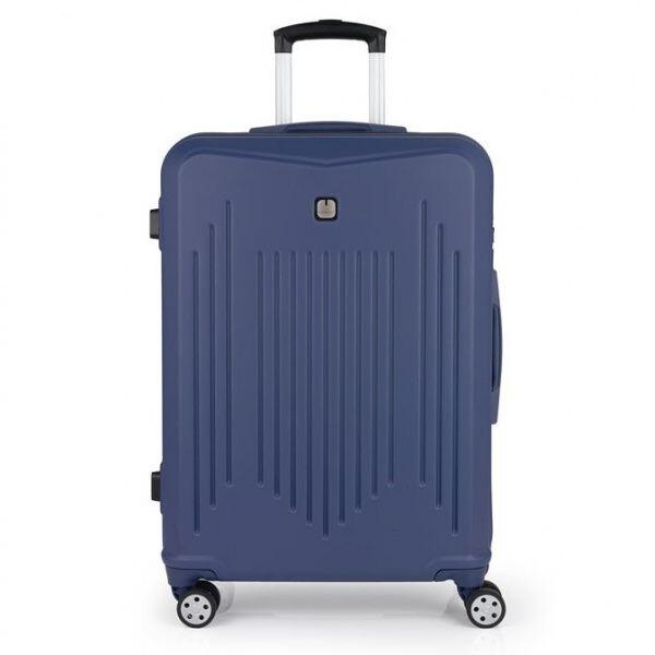 Купить Чемоданы, Gabol Clever (M) Blue (927339)