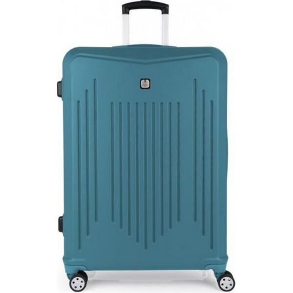 Чемоданы, Gabol Clever (L) Turquoise (927005)  - купить со скидкой