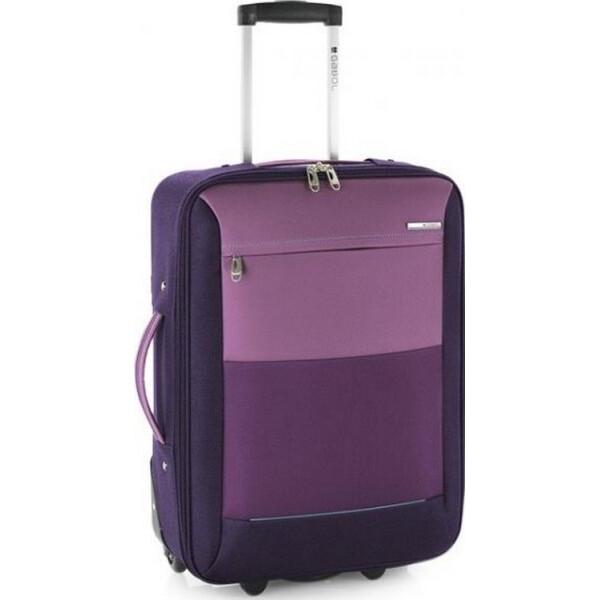 Купить Чемоданы, Gabol Reims (S) Purple (926233)