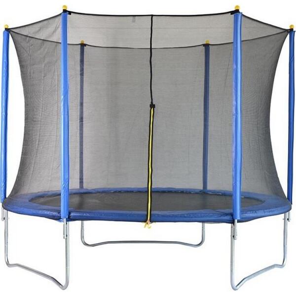 Купить Батуты, HouseFit HSF 6FT d=1, 8м с сеткой и лестницей