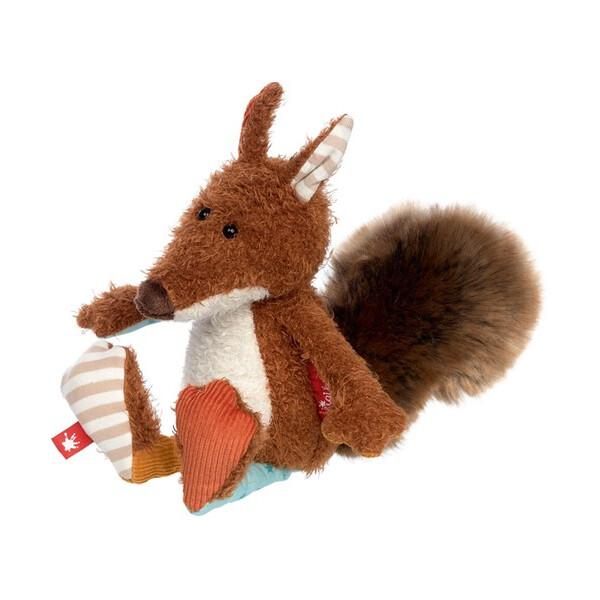 Купить Мягкие игрушки, Мягкая игрушка sigikid Patchwork Sweety Белочка 25 см 38979SK