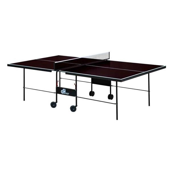 Купить Столы для настольного тенниса, Уличный складной GSI-sport Athletic Street коричневый St-2(60)