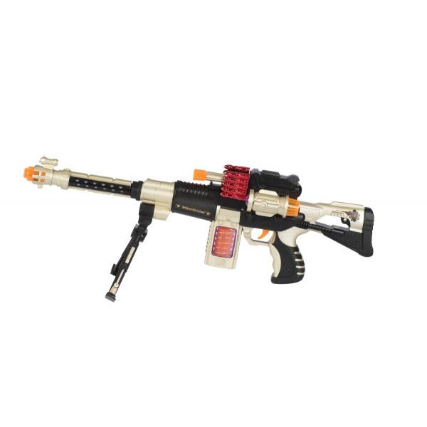 Оружие игрушечное, Игрушечное оружие Same Toy Sharp Shooter Винтовка снайперская DF-14218BUt  - купить со скидкой