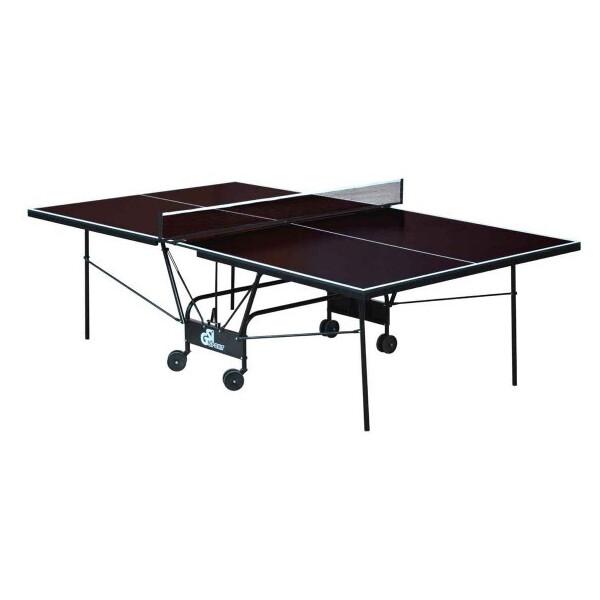 Купить Столы для настольного тенниса, Уличный складной GSI-sport Compact Street коричневый St-4(61)