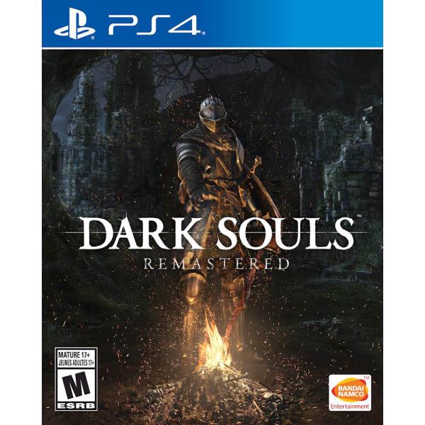 Купить Игры, Диск с игрой Dark Souls: Remastered [PS4, Rus субт], Bandai Namco Entertainment