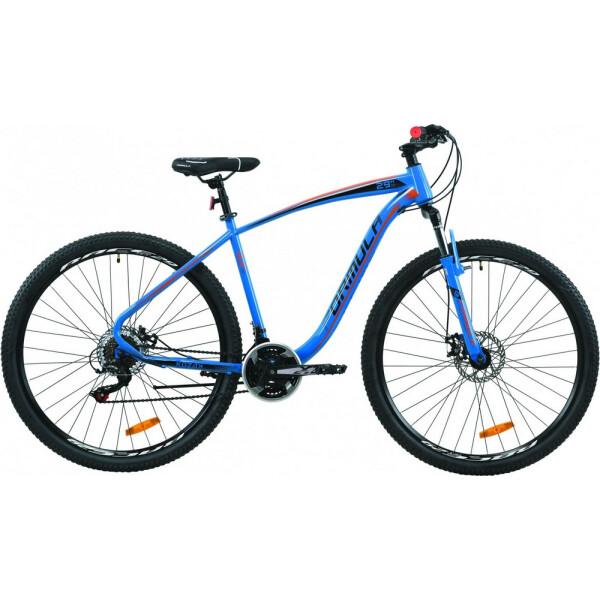 Купить Велосипеды, 29 Formula KOZAK DD 19, 5 сине-оранжевый 2020