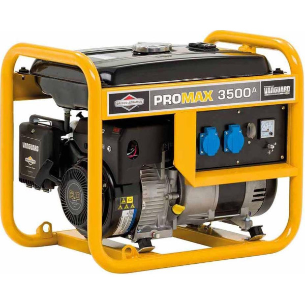 Купить Генераторы, Briggs&Stratton Pro Max 3500A (030395)