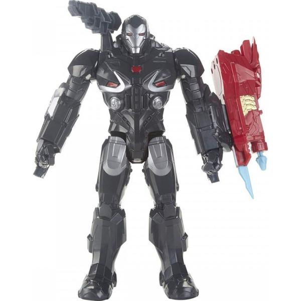 Купить Фигурки игровые, персонажи мультфильмов, Фигурка Hasbro Avengers Titan Hero Машина войны (E4017)