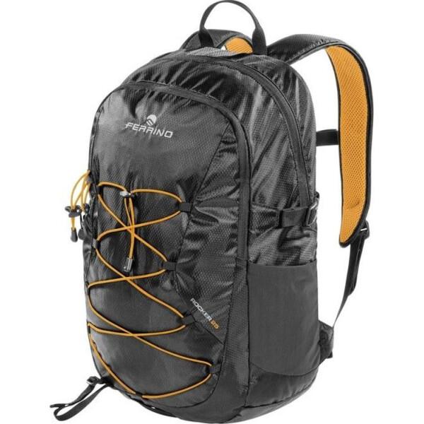 Купить Рюкзаки, Рюкзак городской Ferrino Rocker 25 Black/Orange (928075)