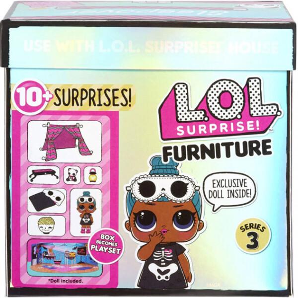 Купить Куклы, наборы для кукол, Игровой набор с куклой L.O.L. SURPRISE! серии Furniture S2 - КОМНАТА ЛЕДИ-СПЛЮШКИ (570035)