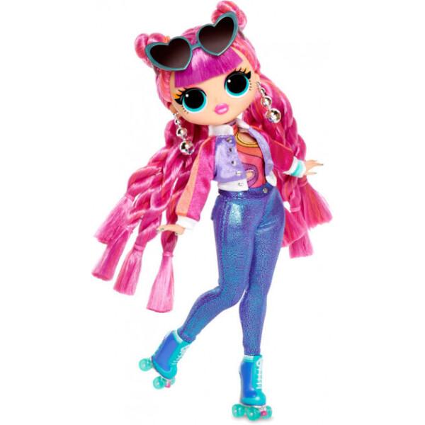 Купить Куклы, наборы для кукол, Игровой набор с куклой L.O.L. SURPRISE! серии O.M.G S3 - ДИСКО-СКЕЙТЕР (с аксессуарами) (567196)