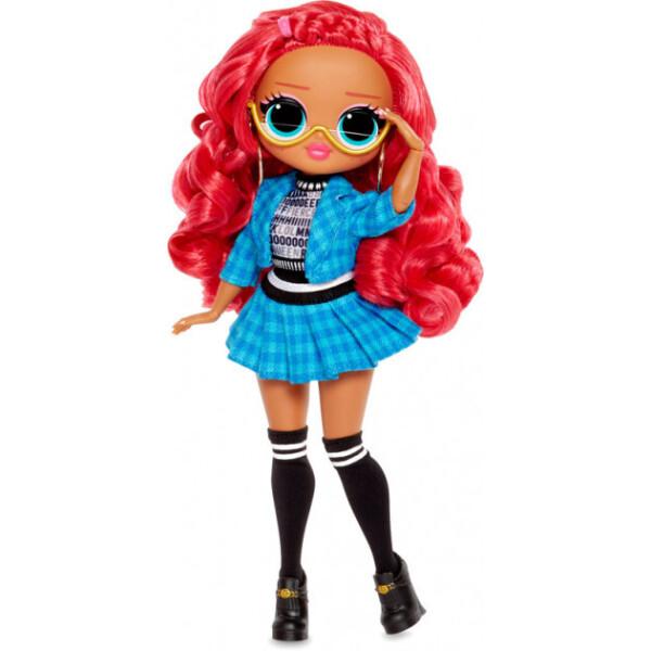 Купить Куклы, наборы для кукол, Игровой набор с куклой L.O.L. SURPRISE! серии O.M.G S3 - ОТЛИЧНИЦА (с аксессуарами) (567202)